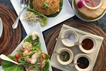 Belmond Napasai Resort & Villa Koh Samui food 3