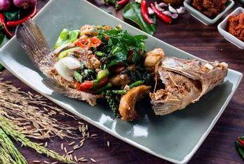Hyatt Regency Hua Hin fine dining