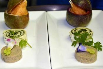 Victoria Chau Doc Hotel Food 3