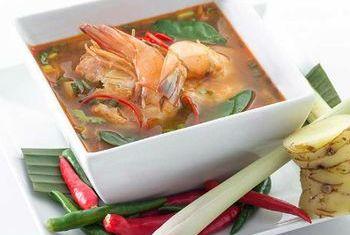 Angsana Laguna Phuket authentic dish