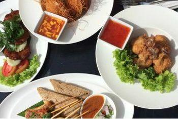 Avista Resort and Spa Phuket fine dining