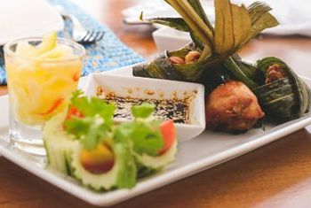 Cape Nidhra Hotel, Hua Hin food 4