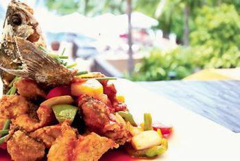 Paradee Resort, Koh Samet Food 4