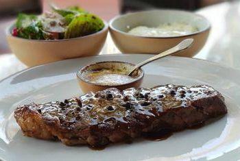 Hyatt Regency Hua Hin steak