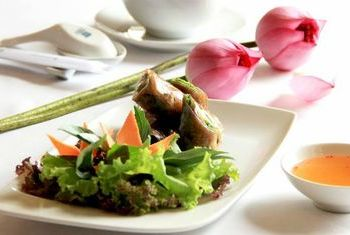 Majestic Saigon Food 1