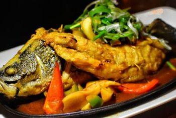 Katathani Phuket Beach Resort food 5