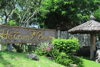 Ho Tram Beach Resort garden