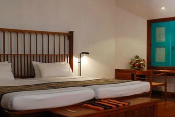 Jetwing Lighthouse Galle bedroom