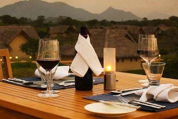 Jetwing Vil Uyana Sigiriya restaurant