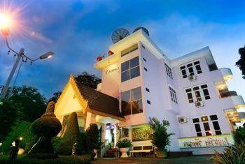 Cinderella hotel villa