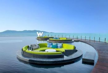 W Retreat Koh Samui Bar