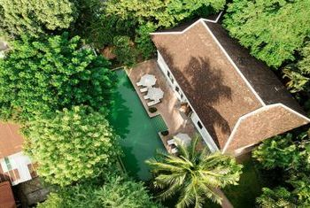 Satri House Luang Prabang overview