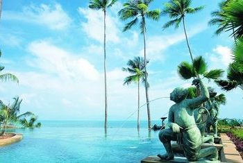 Anantara Bophut Koh Samui Resort view 1