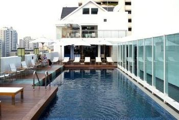 Dream Hotel Bangkok pool