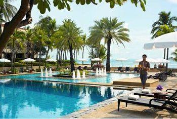 Dusit Thani Hua Hin pool