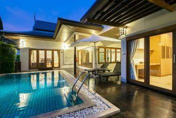 Pimann Buri Luxury Pool Villa Swimming Pool 1