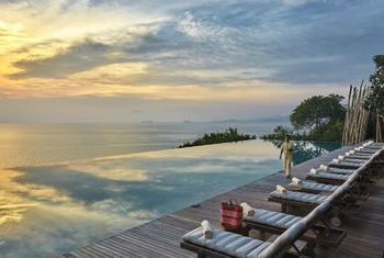 Six Senses Hideaway Samui Pool
