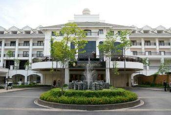 InterContinental Hanoi Westlake Hotel Building