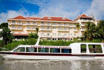 Victoria Chau Doc Hotel Overview 1