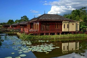 Aureum Palace Resort & Spa Inle view 1