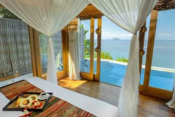 Santhiya Koh Yao Yai Resort & Spa suite