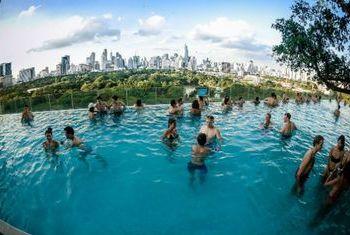 Hotel SO Sofitel Bangkok Infinity Pool