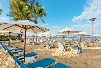 Angsana Laguna Phuket beach