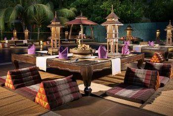Avista Resort and Spa Phuket restaurant