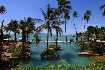 Anantara Bophut Koh Samui Resort view 2