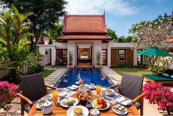 Banyan Tree Phuket building