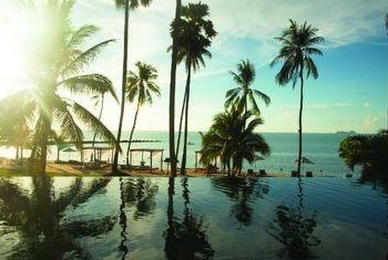 Belmond Napasai Resort & Villa Koh Samui pool