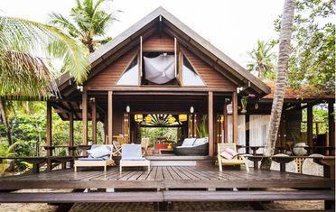 Golden Buddha Beach Resort building