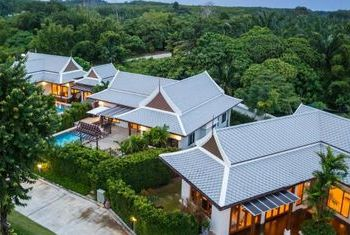 Pimann Buri Luxury Pool Villa Overview 1