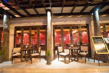 U Chiang Mai Hotel restaurant 1