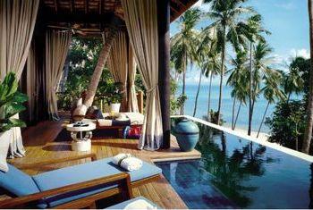 Four Seasons Resort Koh Samui, Thailand Pool 1