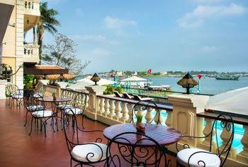 Victoria Chau Doc Hotel Restaurant 1