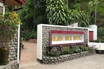 Golden Rock Hotel main gate