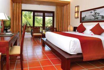 Palm Garden Resort Bedroom