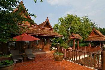 Chakrabongse Villas Bangkok villa 2