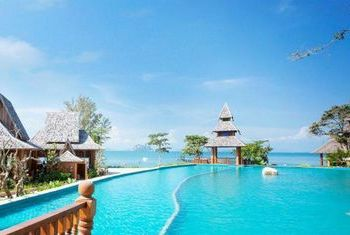 Santhiya Koh Yao Yai Resort & Spa pool