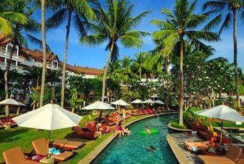 Angsana Laguna Phuket pool
