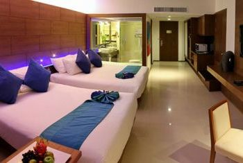 Avista Resort and Spa Phuket bedroom