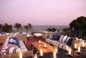 Cape Nidhra Hotel, Hua Hin sunset view
