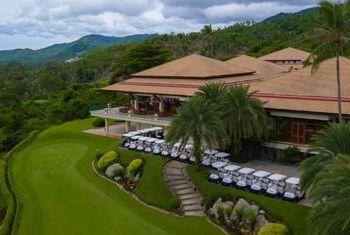 Santiburi Beach Resort & Spa Overview