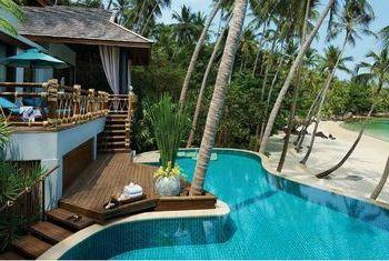 Four Seasons Resort Koh Samui, Thailand Pool 2