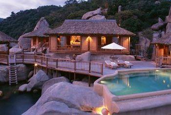 Six Sense Ninh Van Bay Private pool