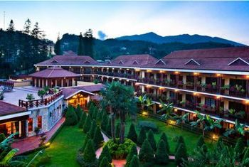 Victoria Sapa Resort and Spa Overview 1