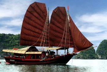 Princess Junk Halong Bay Cruise 1