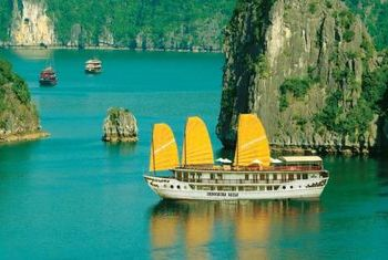 Indochina Sails overview