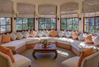 Ana Mandara Villas living room